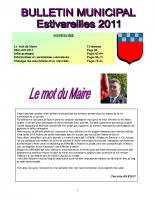 Bulletin N16-2011